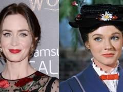 Emily Blunt protagonizará el retorno de Mary Poppins