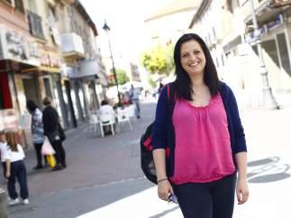 Ana María Muñoz, trasplantada de riñón