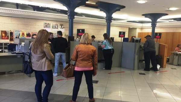 Ayuntamiento de valladolid ampl a la flexibilidad de for Oficina empleo valladolid