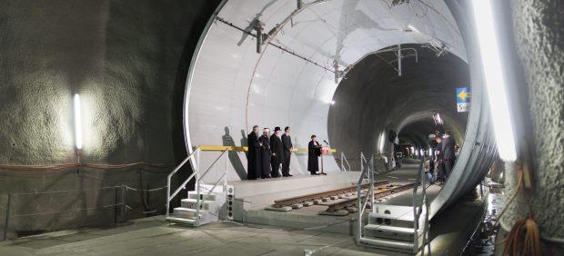 El túnel de San Gotardo: el más largo y profundo del mundo
