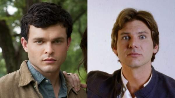 El nuevo Han Solo estará interpretado por Alden Ehrenreich