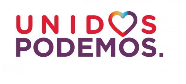 """Unidos Podemos presenta su logo y su lema de campaña: """"La sonrisa de un país"""""""