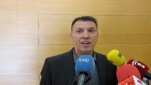 Joaquín Bosch, portavoz de JPD.