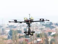 Hacienda se ayuda de drones para descubrir 1,7 millones de construcciones ilegales