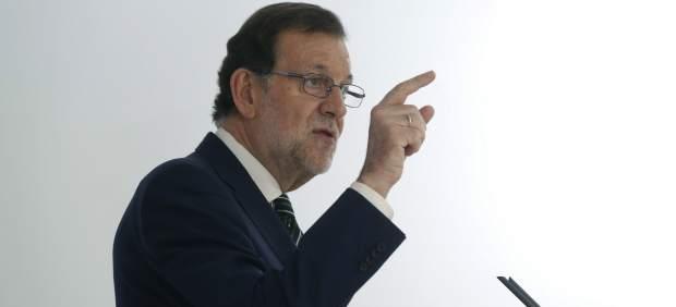 Mariano Rajoy se ve a mitad de tarea para el 26-J y avisa del error que sería no bajar impuestos