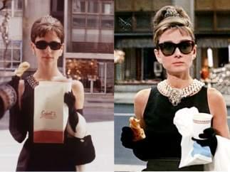 Jennifer Love Hewitt - Audrey Hepburn