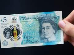 La moneda británica se derrumba un 9% con el 'brexit' y el cambio libra-euro se deprecia