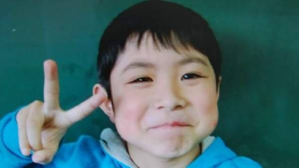 Foto de Yamato Tanooka facilitada por su colegio.
