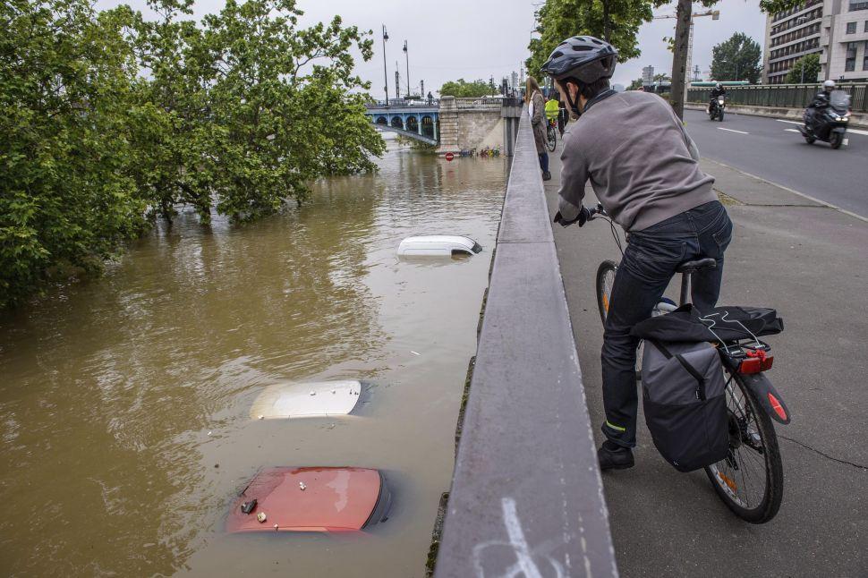 París tras el diluvio