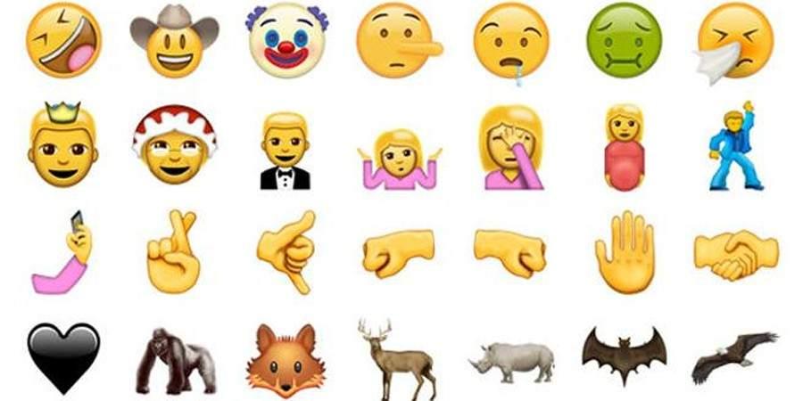 ... whatsapp 72 nuevos emojis en whatsapp desde este mes incluida la