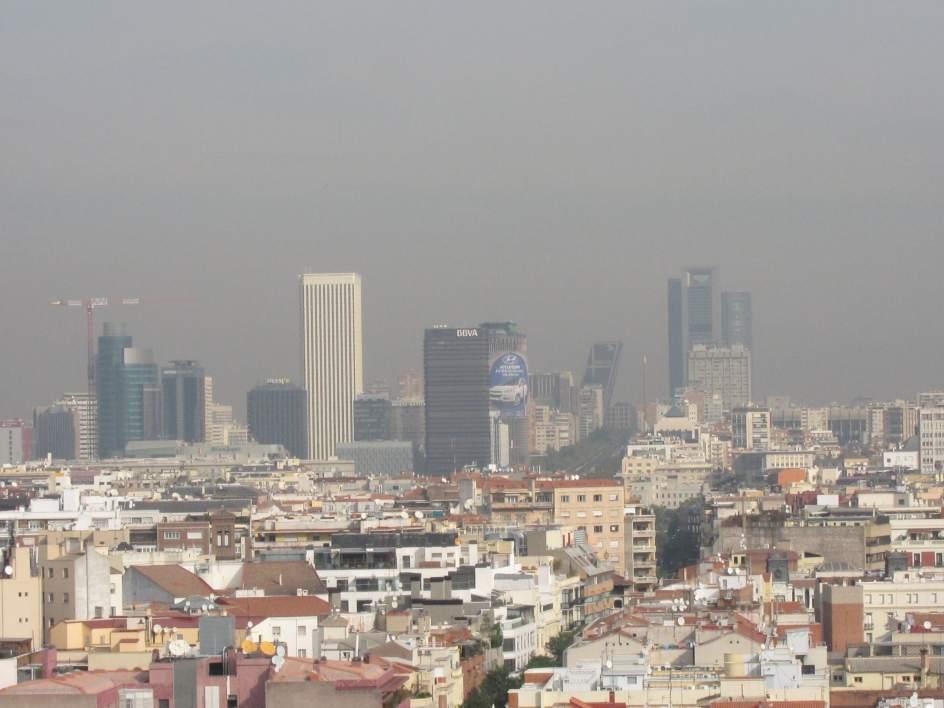 99% de los españoles respiró en 2015 aire contaminado - 20minutos.es