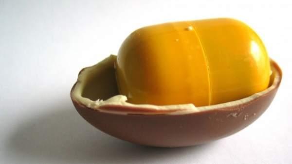 Huevo kinder