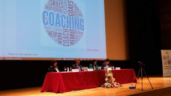 II Congreso de psicólogos de Galicia