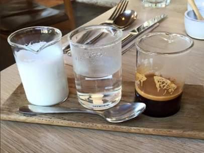 Café 'hipster'