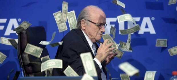 La FIFA denuncia que Blatter, Valcke y Kattner se enriquecieron de manera ilícita