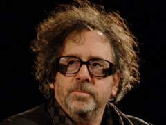 Tim Burton, el 'rarito' de Hollywood'