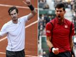 Murray y Djokovic