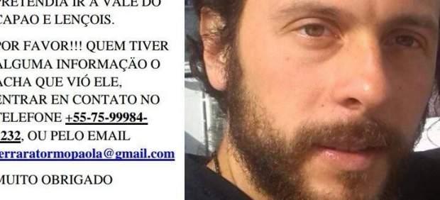 Piden ayuda para localizar a un español que lleva casi seis meses perdido en la selva brasileña