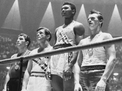 Ali, campeón olímpico