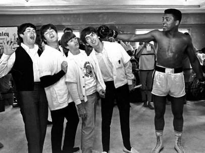 Ali y los Beatles