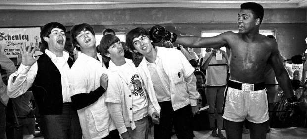 Ali y los Beatles