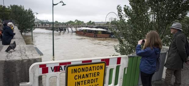 Al menos cuatro muertos y 24 heridos desde el inicio de inundaciones en Francia