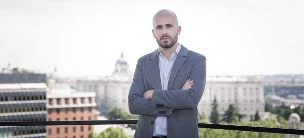 El responsable de Economía de Podemos, Nacho Álvarez.