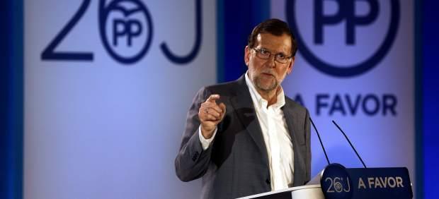 Rajoy presenta las 26 grandes medidas del PP en su programa electoral de cara al 26-J
