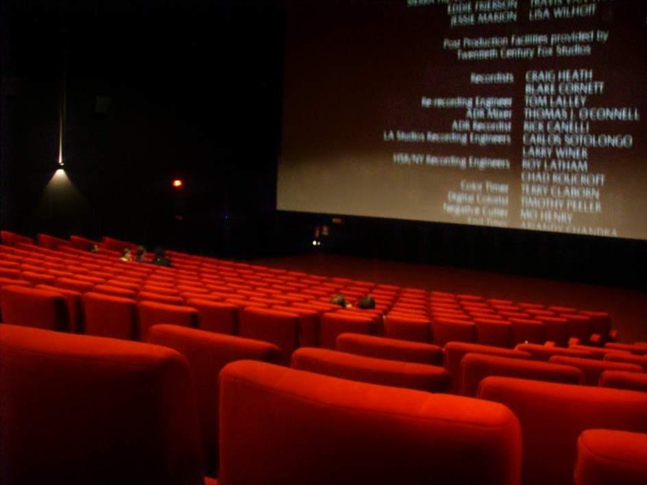 China supera a eeuu como pa s con m s salas de cine del mundo - Fotos de salas de cine ...