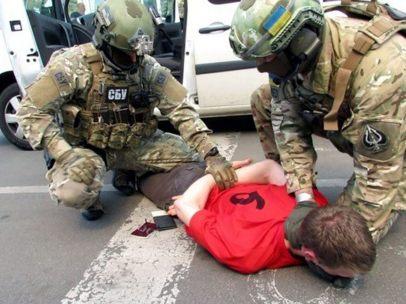 Detención del presunto terrorista