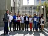 ACTO EN MADRID AYUNTAMIENTOS DEL CAMBIO MOCIONES GAROÑA