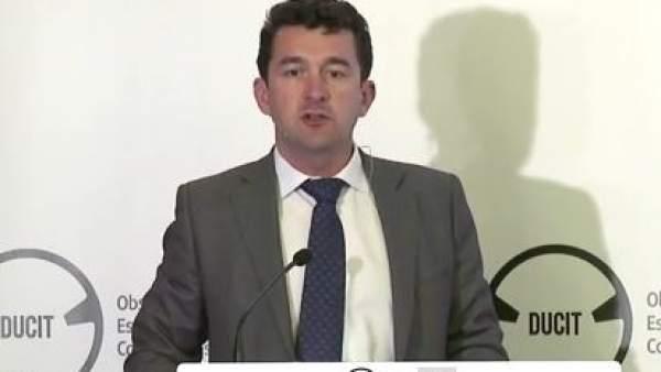 Tomás Santa Cecilia, director seguridad vial del RACE