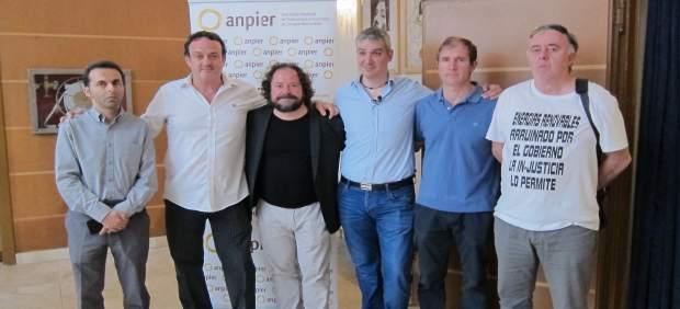 César Vea estrena 'El camino del Sol' en Logroño