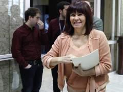 La presidenta del PSOE aclara que no ha pedido la dimisión de Pedro Sánchez