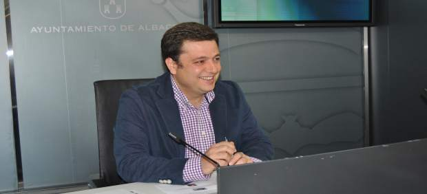Manuel Serrano, concejal de Albacete