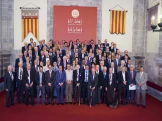 Premios Nel reunidios en el Jurado de los Premios Rey Jaime I