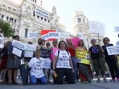 El Supremo da definitivamente la custodia de su hija a Susana Guerrero