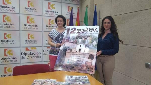 Turismo villanueva del duque organiza su xii semana del for Medina motors pueblo co