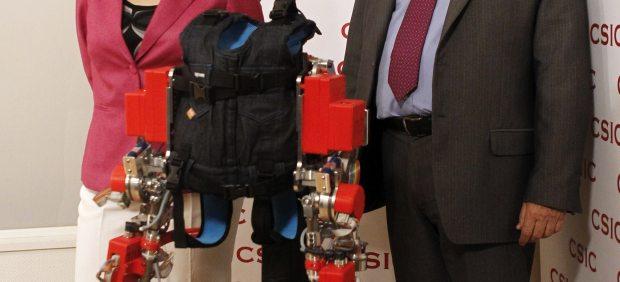 Un exoesqueleto para niños con atrofia muscular espinal