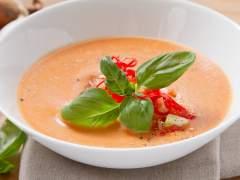 Gazpacho, ajoblanco y otras recetas de sopas frías