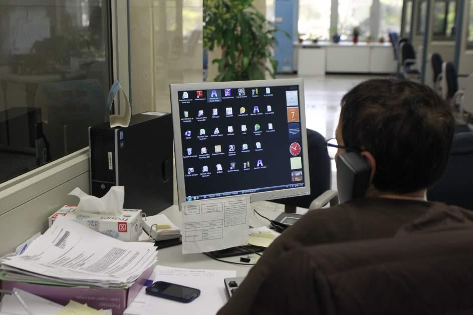 Las ofertas de empleo generadas en cantabria suponen el 1 for Oficina empleo cantabria