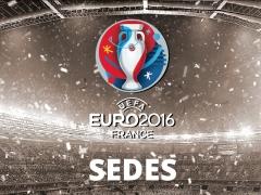 Sedes de la Eurocopa 2016