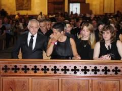 Funeral de Luis Salom