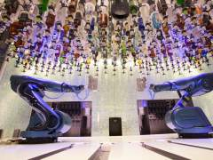 ¿Tomarías un cóctel preparado por un robot?