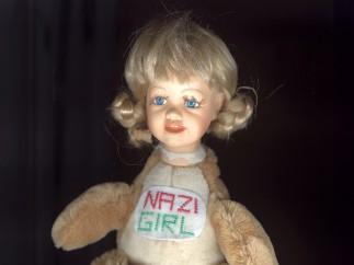 Natascha Stellmach - Nazi Girl [Chica nazi], 2007