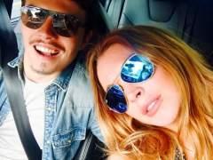 Lindsay Lohan acusa a su prometido de haber intentado estrangularla