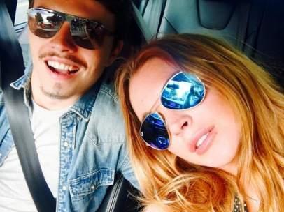 Egor Tarabasov y Lindsay Lohan