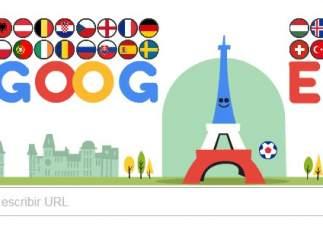 Doodle de la Eurocopa