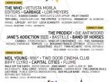 Cartel festival Mad Cool