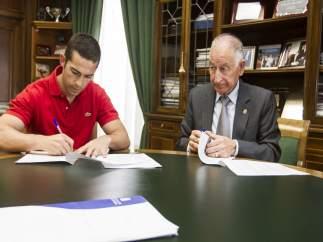 Diputación y Abrucena ya han firmado el convenio del proyecto.